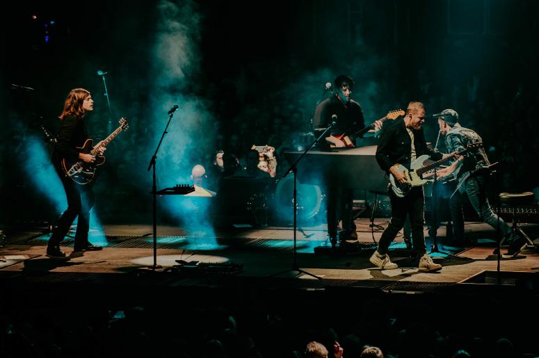 Mumford & Sons kick off Delta Tour in Philadelphia, PA