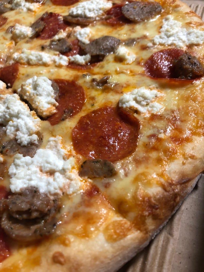 PSR combo pizza