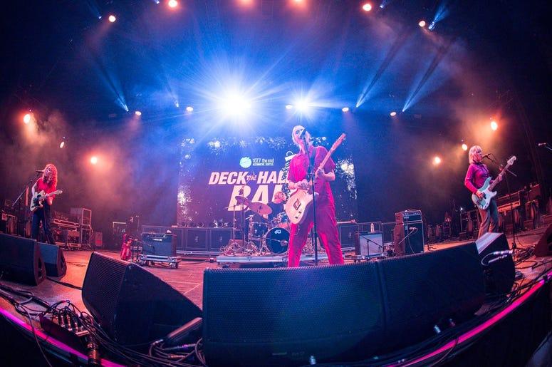 Deck the Hall Ball 2019