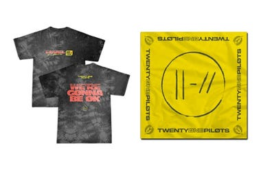 Twenty One Pilots Merch