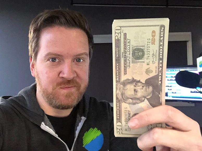 It's Cash!