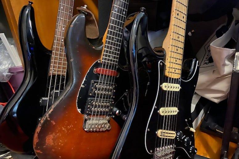 Walt Guitars