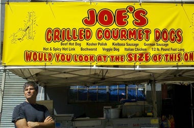 Joe's Grilled Gourmet Dogs