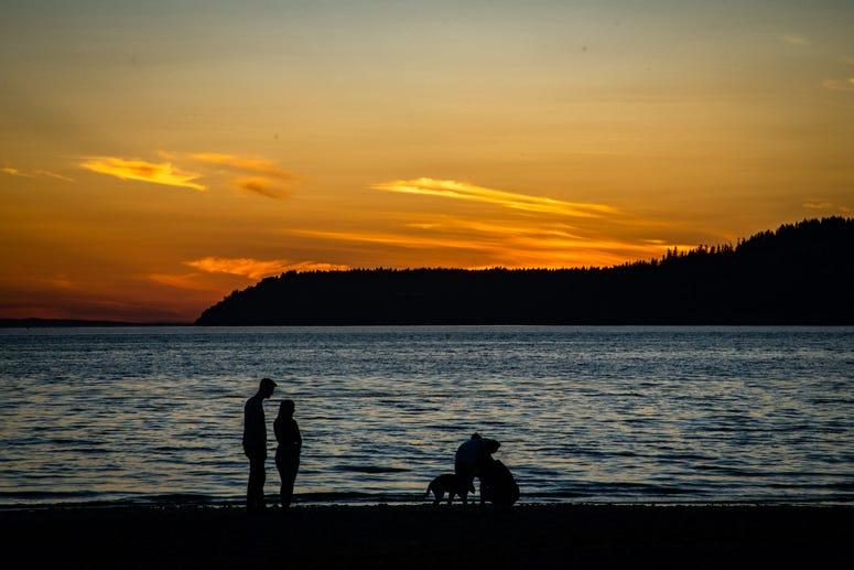 Washington Coastline
