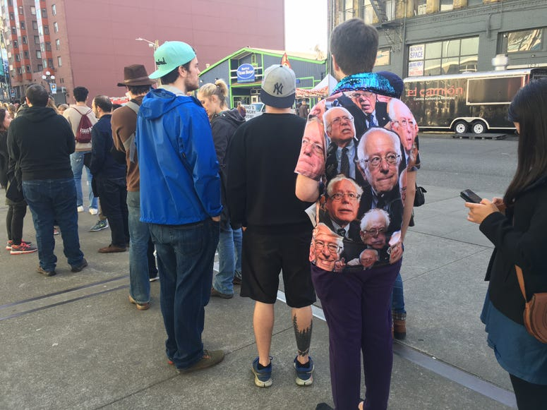 No matter who you support, that's a crazy shirt!