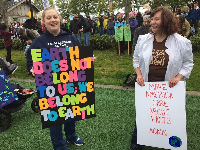 March for Science Creativity