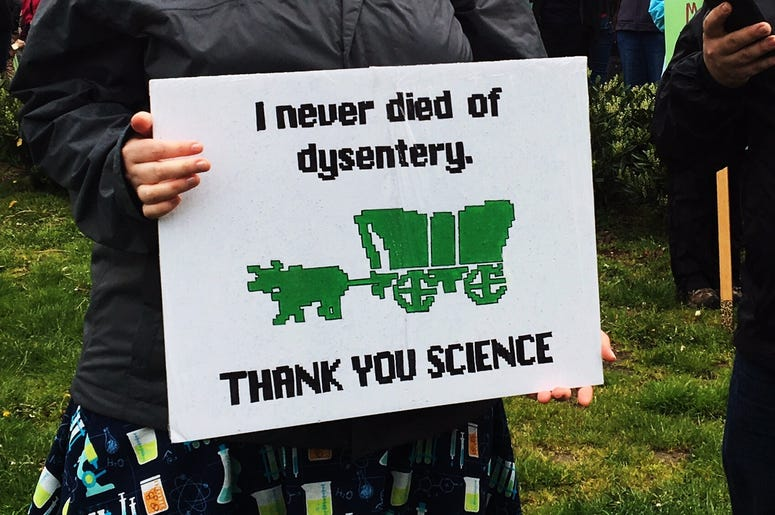Science Signs!