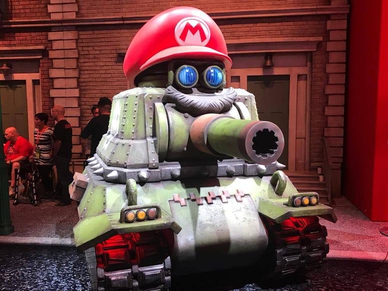 Cappy Tank