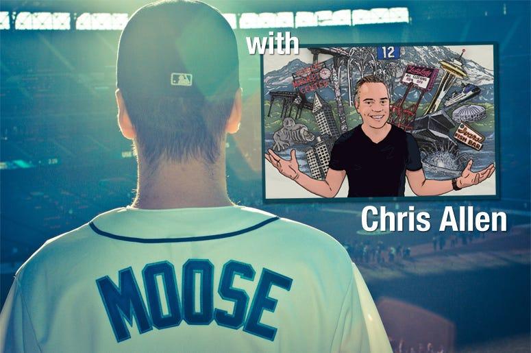 So, You're in Seattle... Chris Allen
