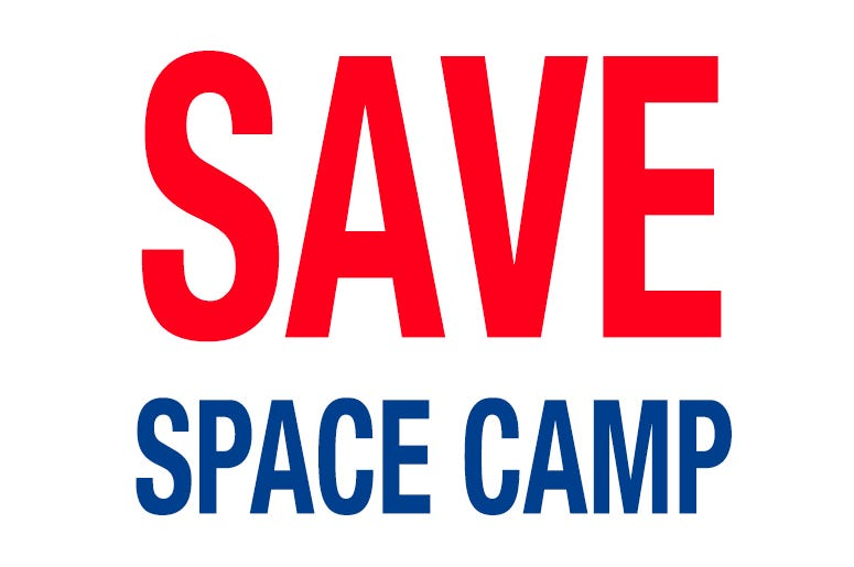 Save Space Camp