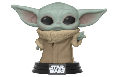 """Baby Yoda"" The Child Funko Pop! Figurine"