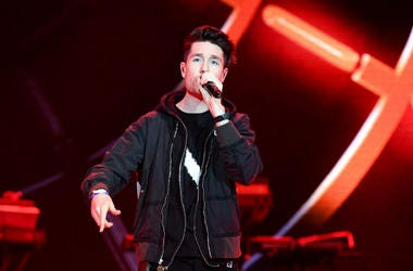 Dan Smith of Bastille