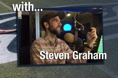 Steven Graham hosting Locals Only