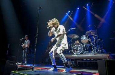 Judah & The Lion performs live as their 2017 tour makes a stop at the Greensboro Coliseum.