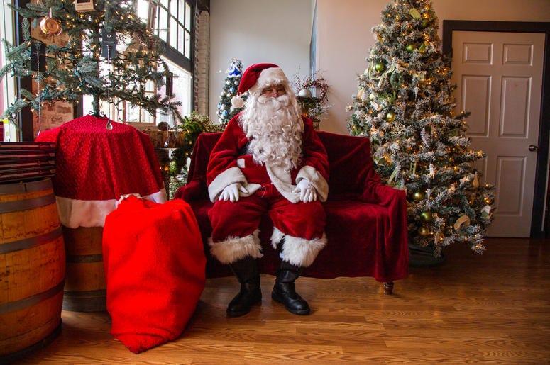 Snohomish Santa is Rad