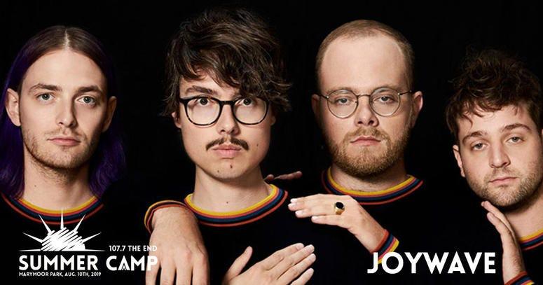 Joywave at The End Summercamp 2019