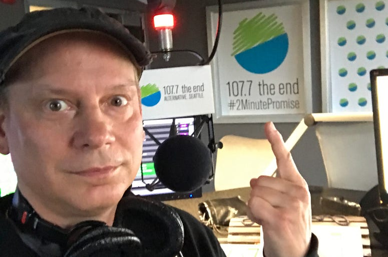 Walt of 107.7 The End