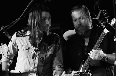 Duane Betts and Devon Allman