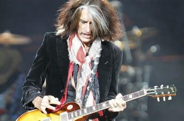 Aerosmith's Joe Perry