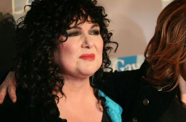"""Nancy Wilson and Ann Wilson of """"Heart"""" arrive at """"An Evening with Women: Celebrating Art, Music & Equality"""" in Beverly Hills"""