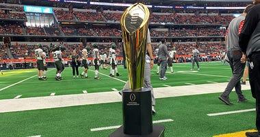 College Football Playoff Alabama