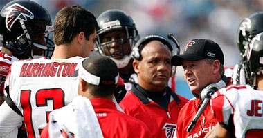 Joey Harrington, Bobby Petrino, NFL