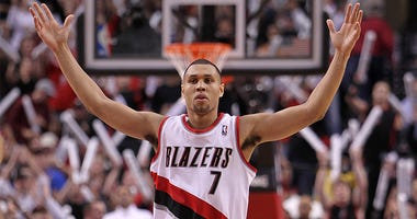 Brandon Roy, Portland Trail Blazers, NBA