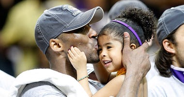 Kobe Bryant, Gianna Bryant, Los Angeles Lakers