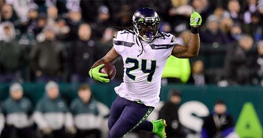 Marshawn Lynch, Seattle Seahawks, NFL