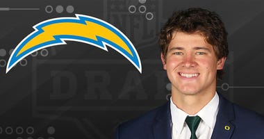 Justin Herbert, Colin Cowherd, Los Angeles Chargers, NFL Draft, Colin Cowherd, KFXX-AM