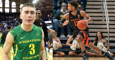 Oregon Ducks, Oregon State Beavers