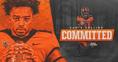 Damir Collins, Oregon State Beavers Football, Recruiting, Andrew Nemec, 1080 The FAN, KFXX-AM