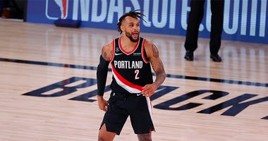 Gary Trent Jr., Portland Trail Blazers, NBA, 1080 The FAN, KFXX-AM
