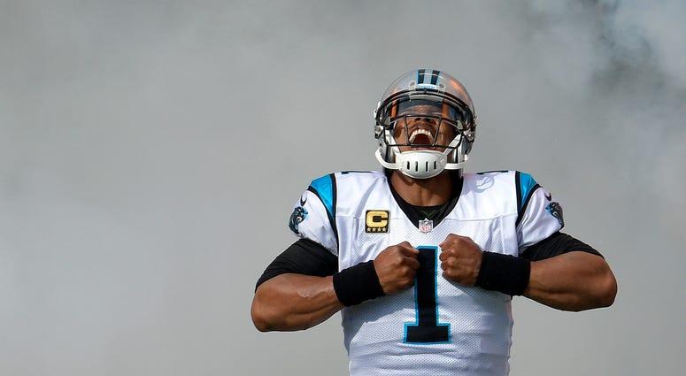 Cam Newton ,NFL