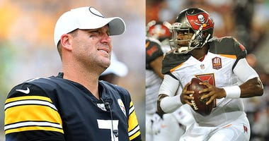 Jameis Winston, ben roethlisberger, Pittsburgh Steelers, NFL
