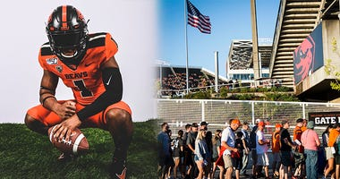 Oregon State Beavers Football, Easton Mascarenas, Pac-12 football, Recruiting with Andrew Nemec, Andrew Nemec, KFXX-AM