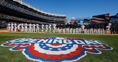 Opening Day, MLB, coronavirus