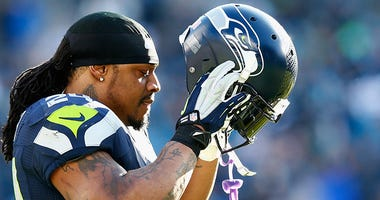 Marshawn Lynch, Seattle Seahawks, NFL, Dusty and Cam in the Morning, KFXX-AM