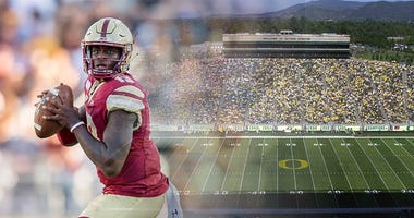 Anthony Brown, Oregon Ducks Football, recruiting