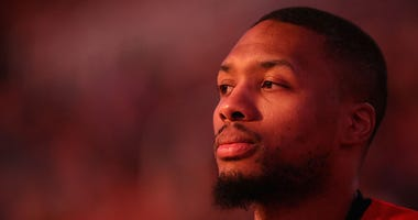 Damian Lillard, Portland Trail Blazers, coronavirus, NBA, basketball, Dusty and Cam in the Morning, 1080 The FAN, KFXX-AM