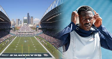 Seattle Seahawks, Antonio Brown, NFL, football, Dusty and Cam in the Morning, 1080 The FAN, KFXX-AM