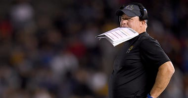 Chip Kelly, UCLA Bruins Football, Pac-12 football, coronavirus, Dusty and Cam in the Morning, 1080 The FAN, KFXX-AM