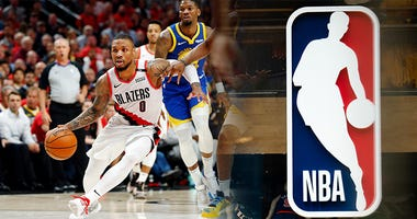 Portland Trail Blazers, Damian Lillard, NBA, coronavirus, basketball, Dusty and Cam in the Morning, KFXX-AM, 1080 The FAN