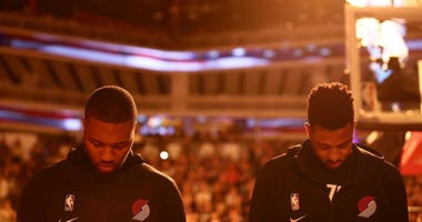 Portland Trail Blazers, NBA, coronavirus, basketball, Damian Lillard, Primetime with Isaac and Suke, 1080 The FAN, KFXX-AM