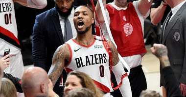 Damian Lillard, Portland Trail Blazers, NBA2K, basketball, Dusty and Cam in the Morning, 1080 The FAN, KFXX-AM