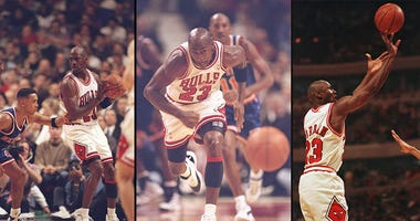 Michael Jordan, The Last Dance, Chicago Bulls, ESPN, Dusty and Cam in the Morning, KFXX-AM