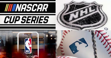 NASCAR, NHL, NBA, MLB, coronavirus, Dusty and Cam in the Morning