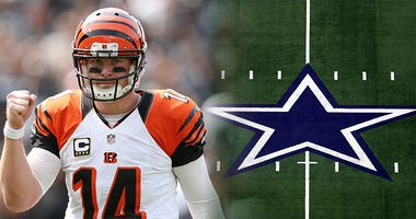 Andy Dalton, Dak Prescott, Dallas Cowboys, Cincinnati Bengals, NFL, Dusty and Cam in the Morning, KFXX-AM