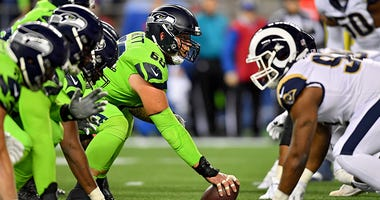 Brady Henderson, Seattle Seahawks, NFL, offensive line, coronavirus, Dusty and Cam in the Morning, KFXX-AM