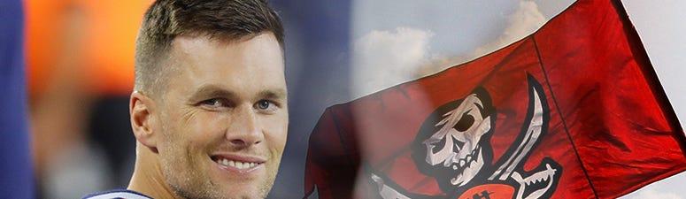 Tom Brady, Tampa Bay Bucaneers, NFL